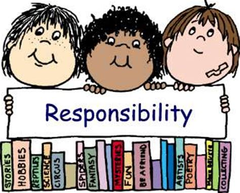 An essay on personal responsibility